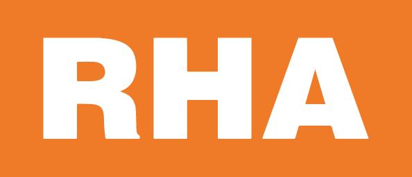 RHA main logo